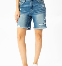 KanCan High Rise Distressed, frayed