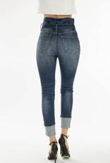 Paper bag waist Jeans