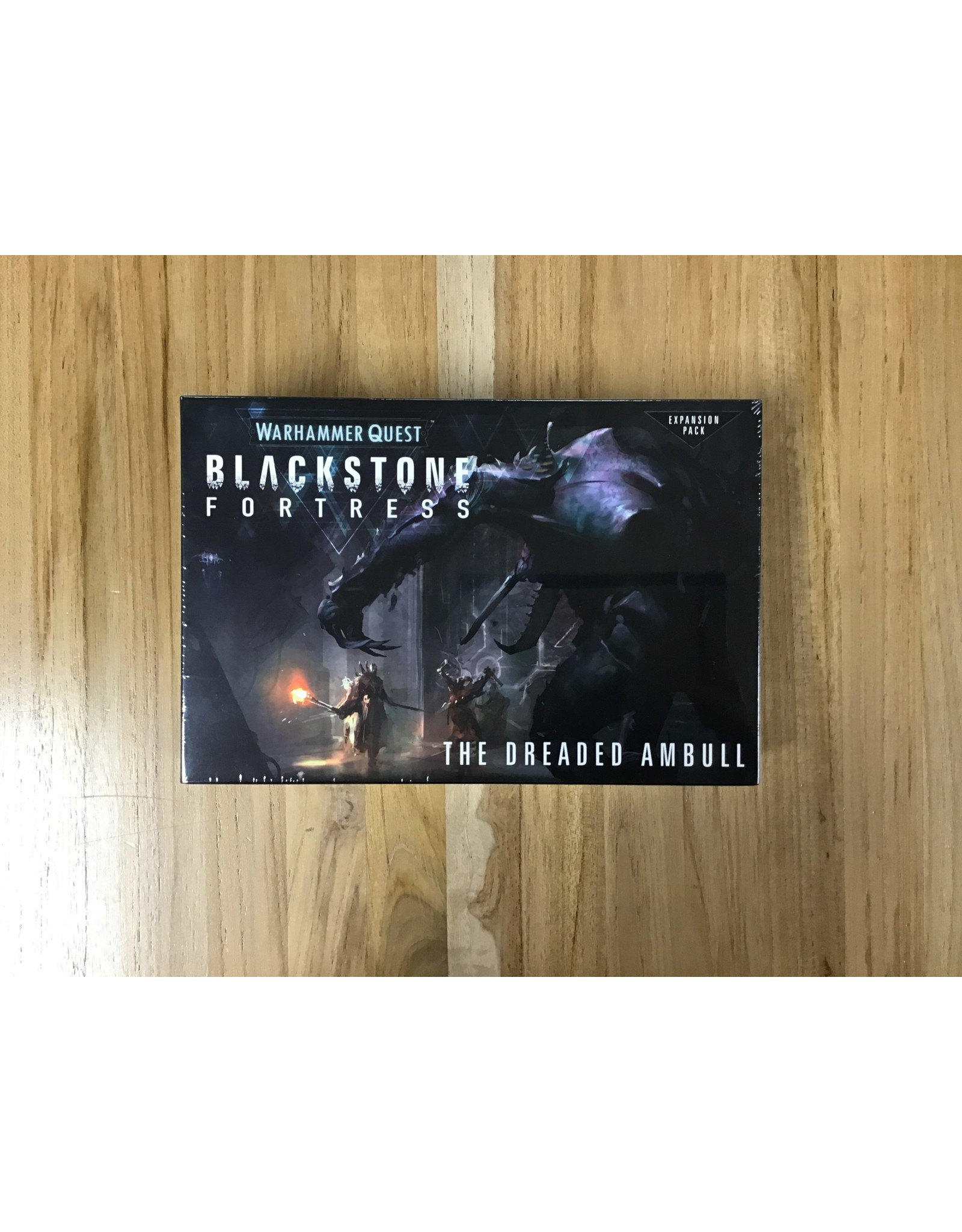 WH Quest: Blackstone Fortress - Dreaded Ambull
