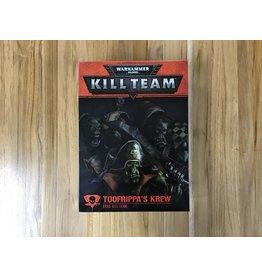 Warhammer 40K WH40K Kill Team Toofrippa's Krew