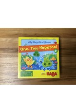 Haba My Very First Games: One Two Hoparoo