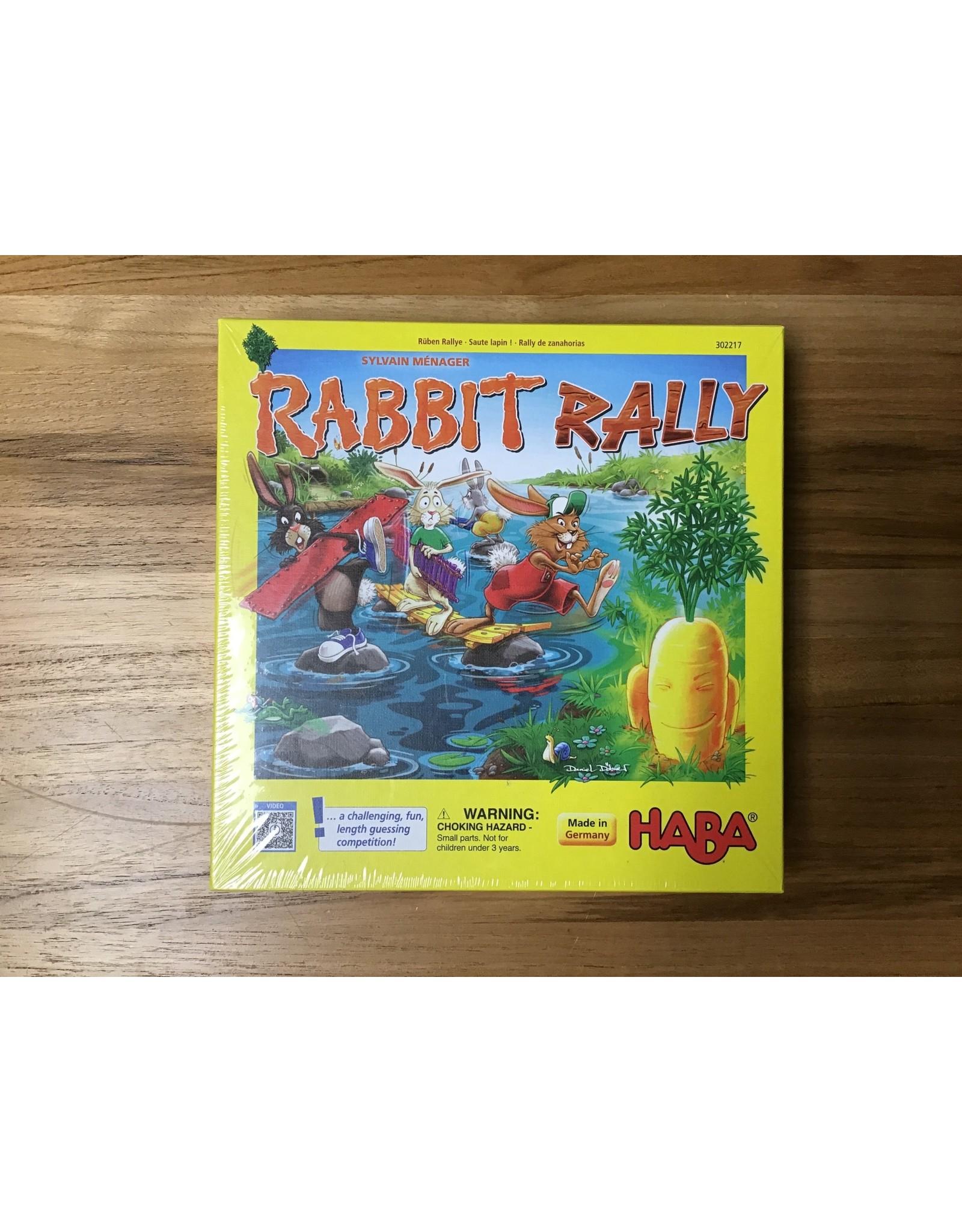 Haba Rabbit Rally