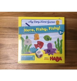 Haba My Very First Games - Here, Fishy, Fishy!
