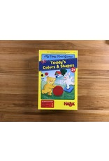 Haba My Very First Games: Teddy's Colors and Shapes