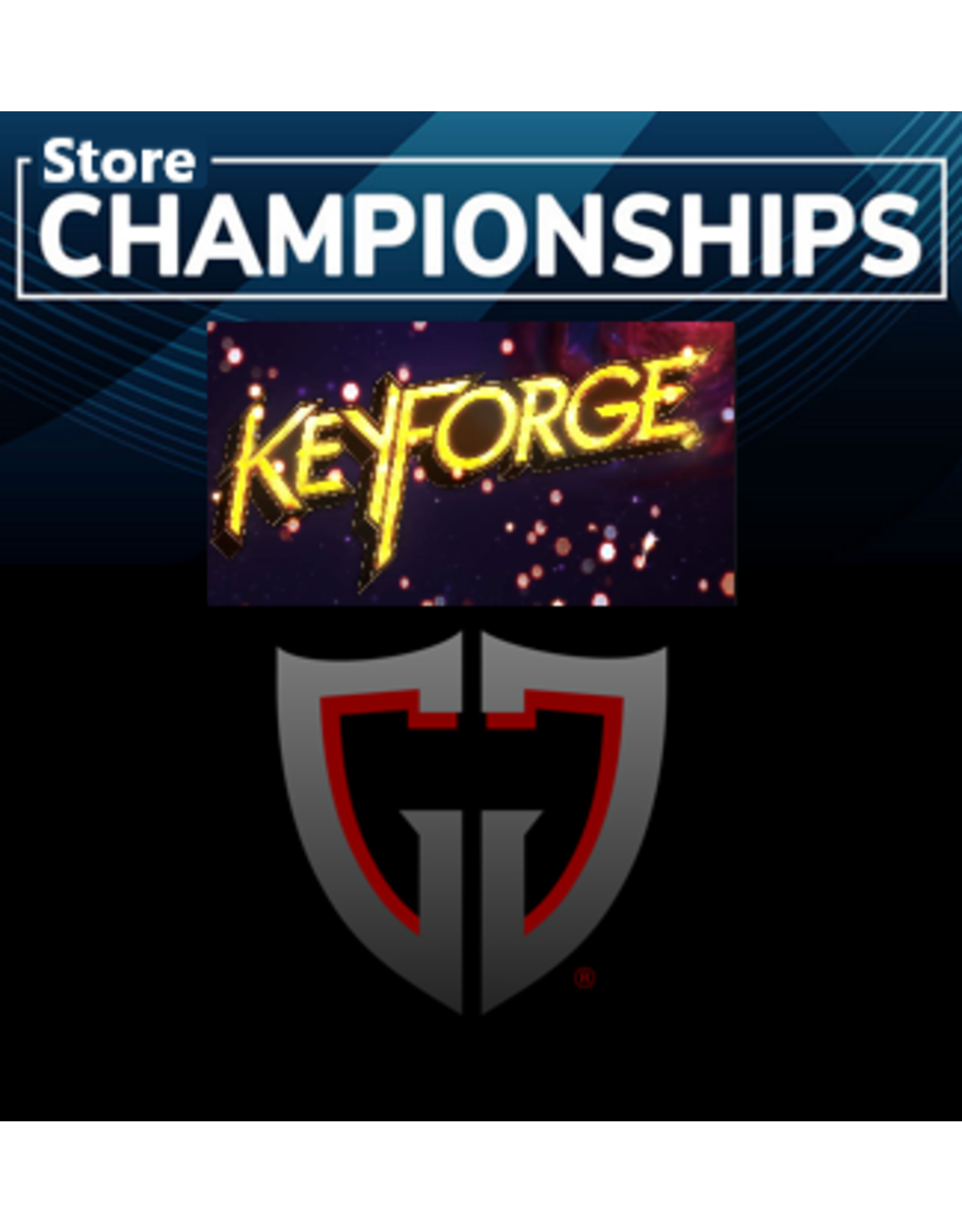 Fantasy Flight Games Keyforge Store Championship