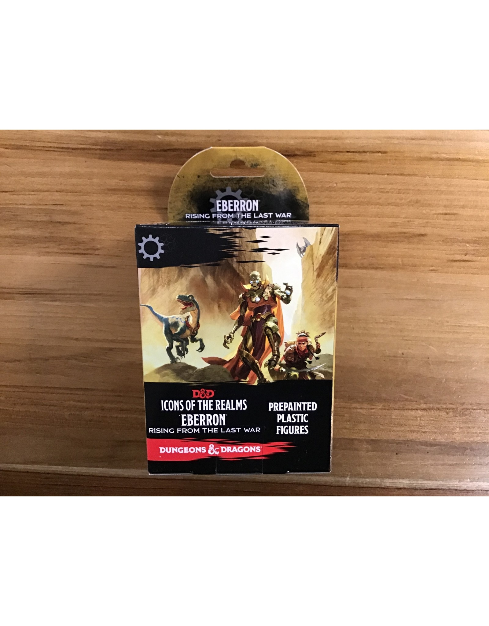 Wizards of the Coast D&D: Icons of the Realm - Eberron Booster Single