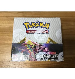 Pokemon Pokemon Sword & Shield - Rebel Clash Booster Box