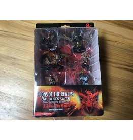 D&D Icons of the Realm - Arkhan the Cruel & The Dark Order