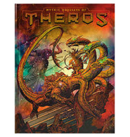 Wizards of the Coast D&D 5th: Mythic Odysseys of Theros Alt Art