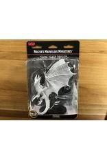 WizKids RPG Mini Wave 11 Young Silver Dragon