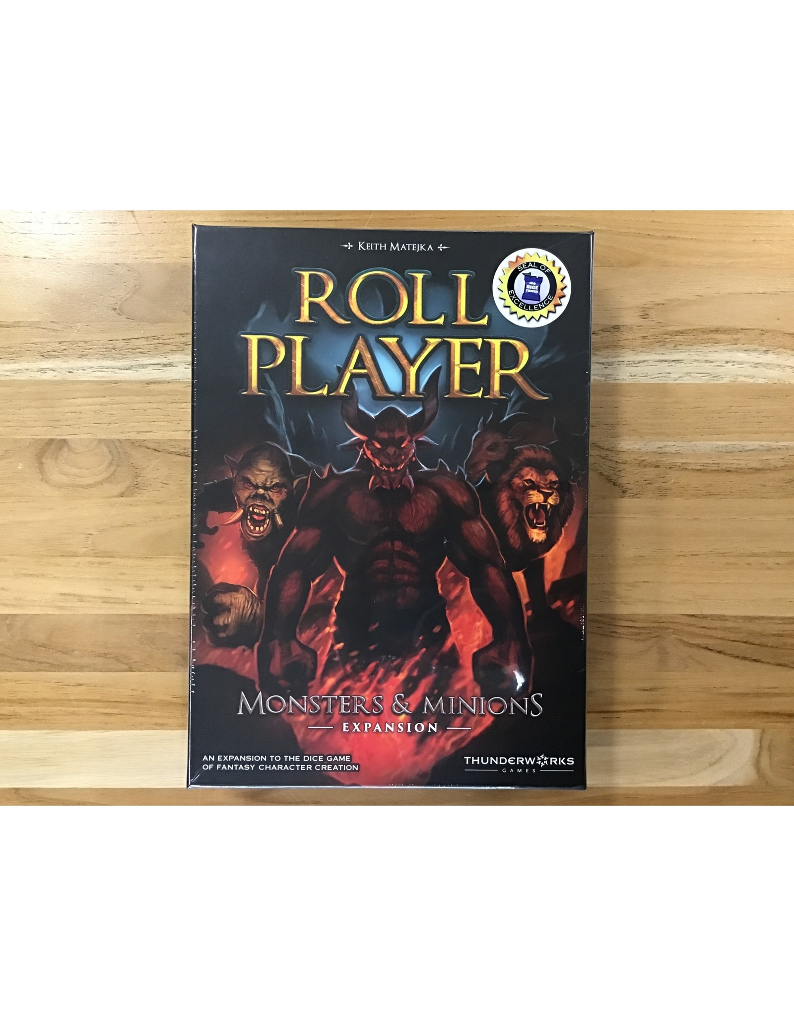 Thunderworks Roll Player - Monsters & Minions