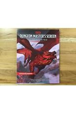 D&D Dungeon Master's Screen - Reincarnated