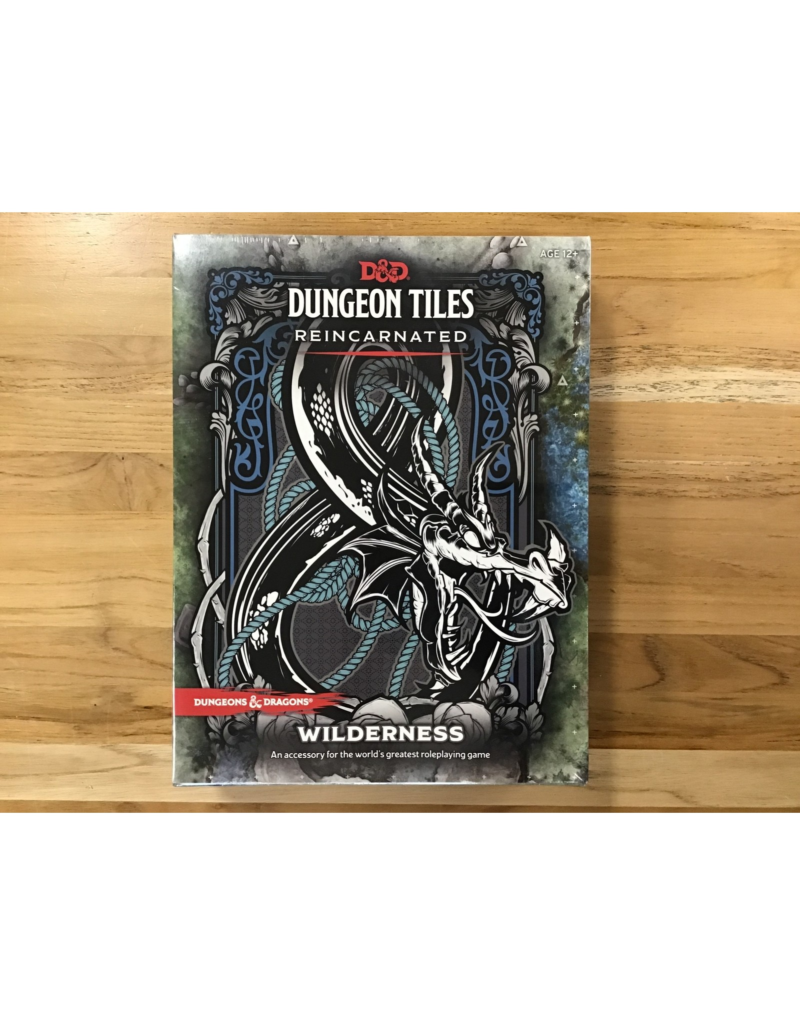 Dungeon Tiles Reincarnated: Wilderness