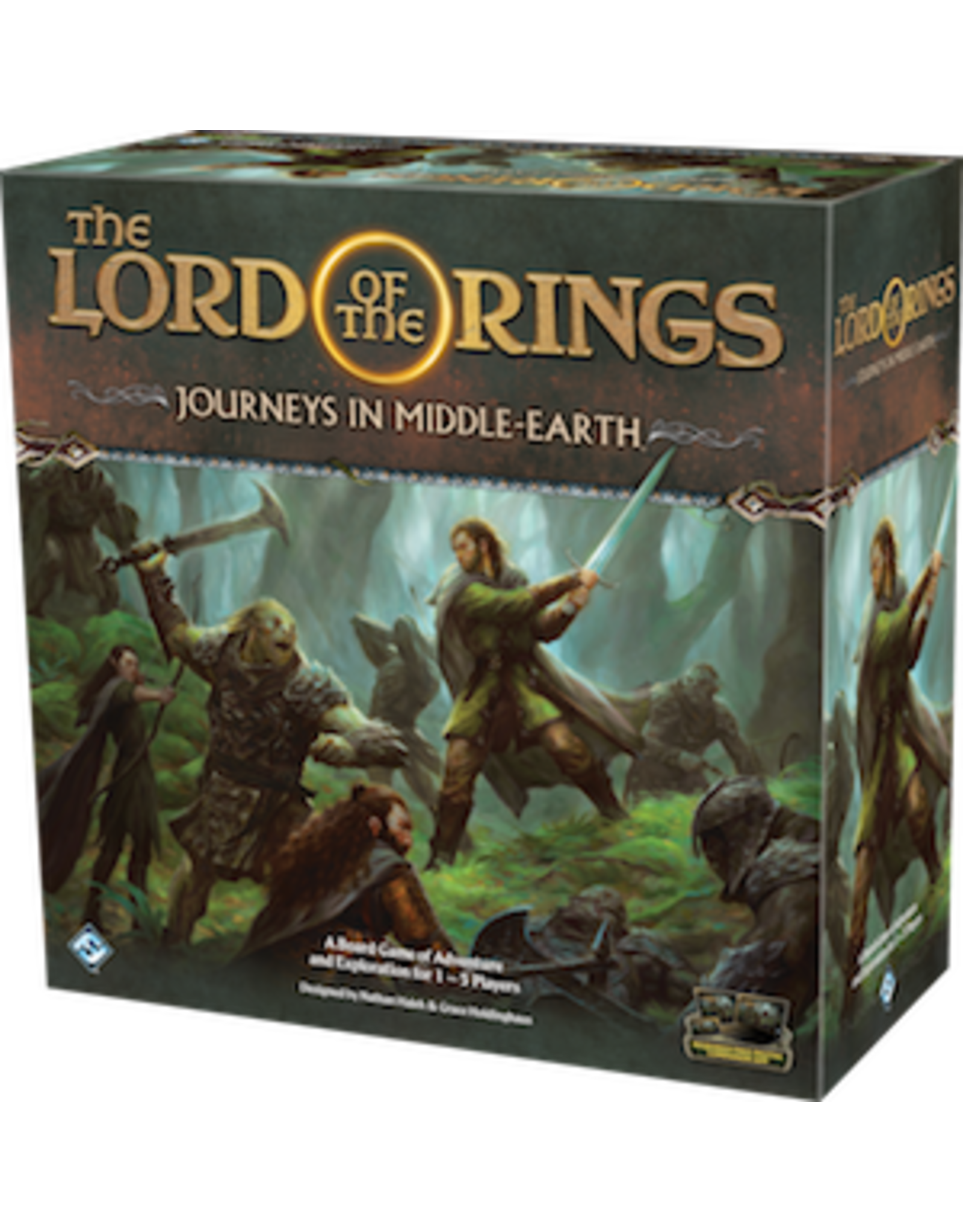 Fantasy Flight Games Lord of the Rings Journeys in Middle Earth