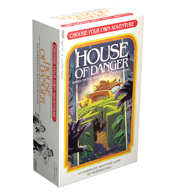 zman games Choose Your Own Adventure: House of Danger