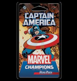 Fantasy Flight Games Marvel Champions LCG - Captain America