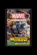 Fantasy Flight Games Marvel Champions LCG - Wrecking Crew Scenario