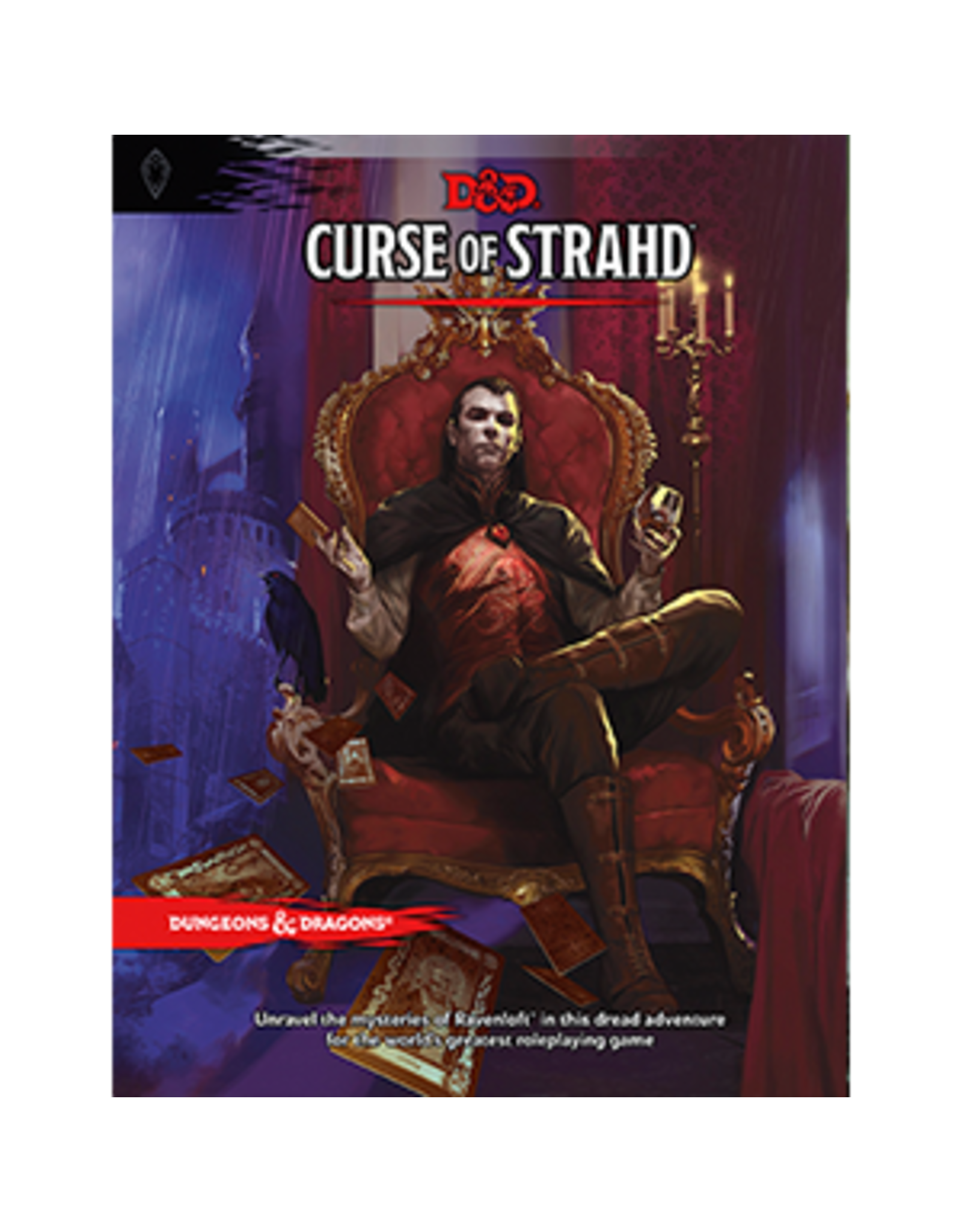 Wizards of the Coast D&D 5th: Curse of Strahd