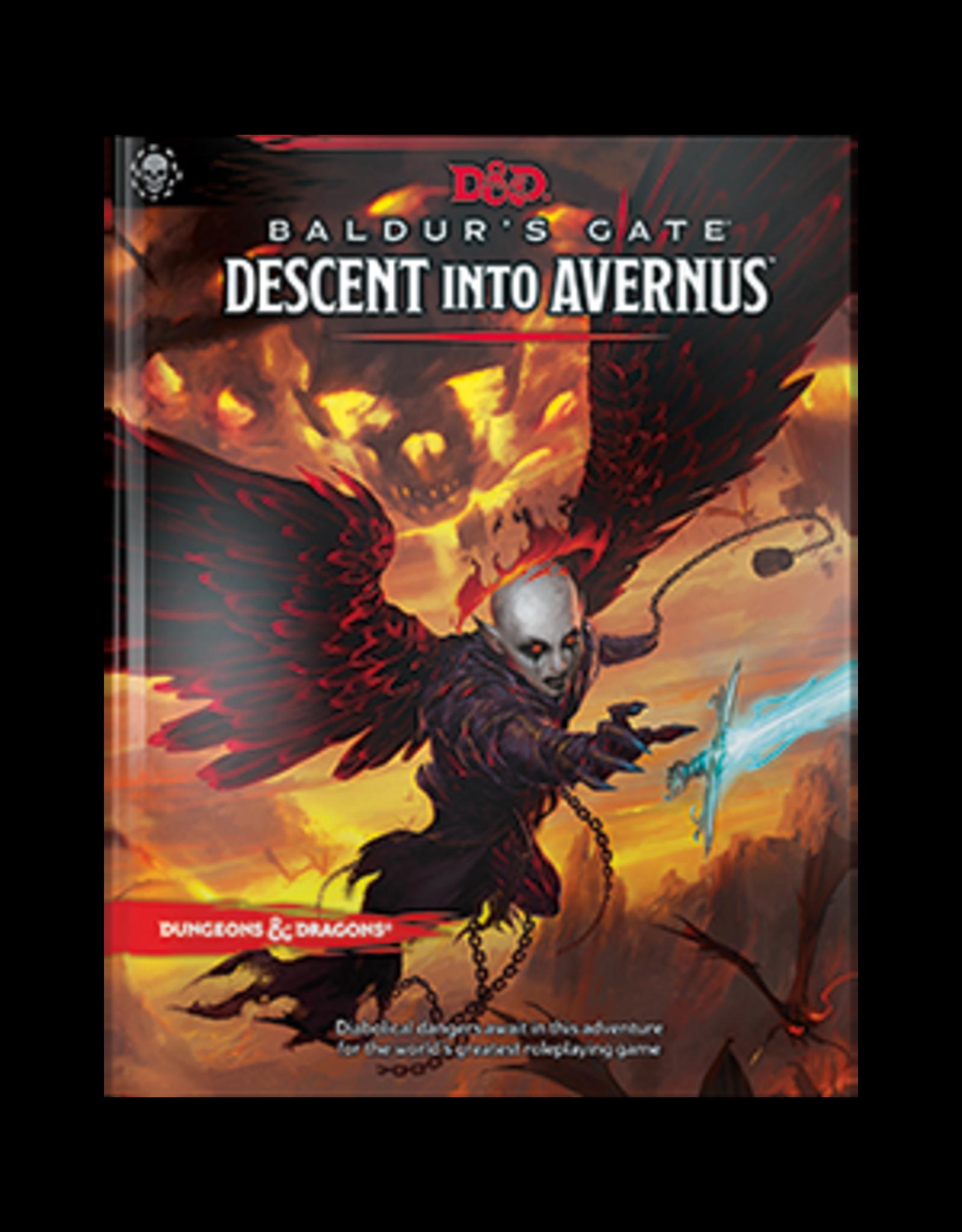 Wizards of the Coast D&D 5th: Descent into Avernus