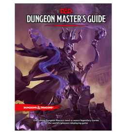 Wizards of the Coast D&D 5th: Dungeon Masters Guide