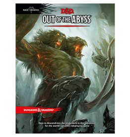 Wizards of the Coast D&D 5th: Out of the Abyss