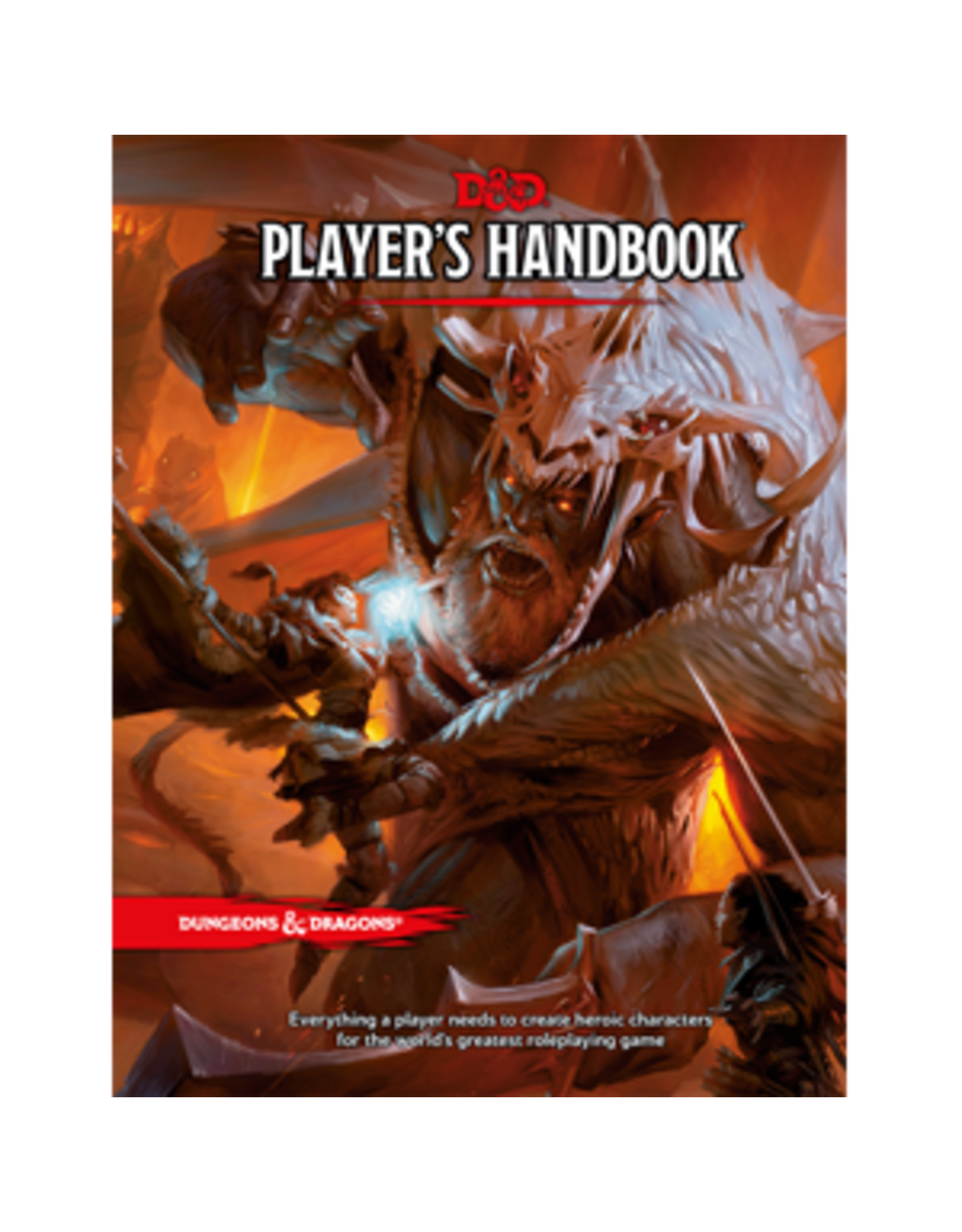 Wizards of the Coast D&D 5th: Players Handbook