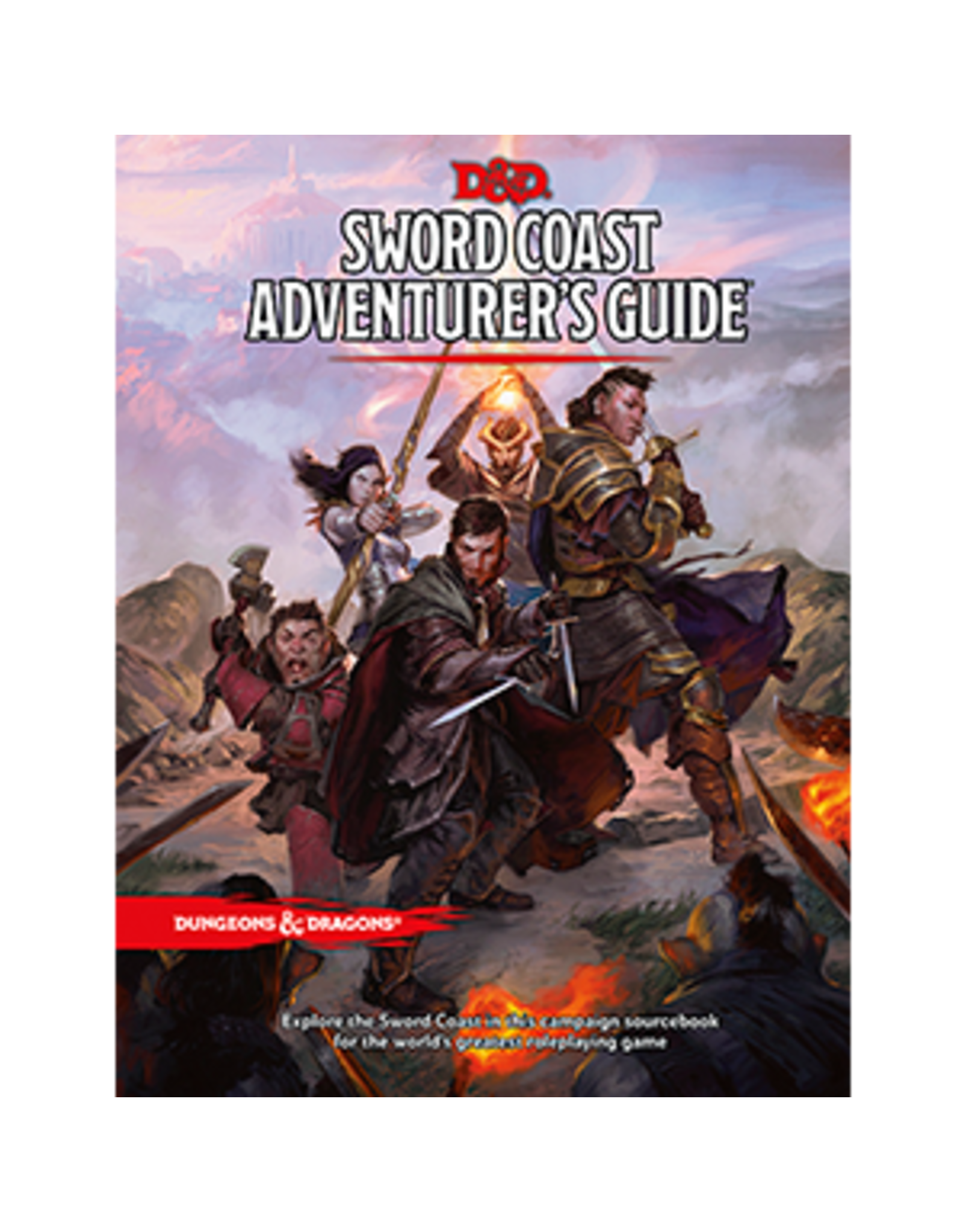 Wizards of the Coast D&D 5th: Sword Coast Adventurer's Guide