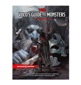 Wizards of the Coast D&D 5th: Volo's Guide to Monsters