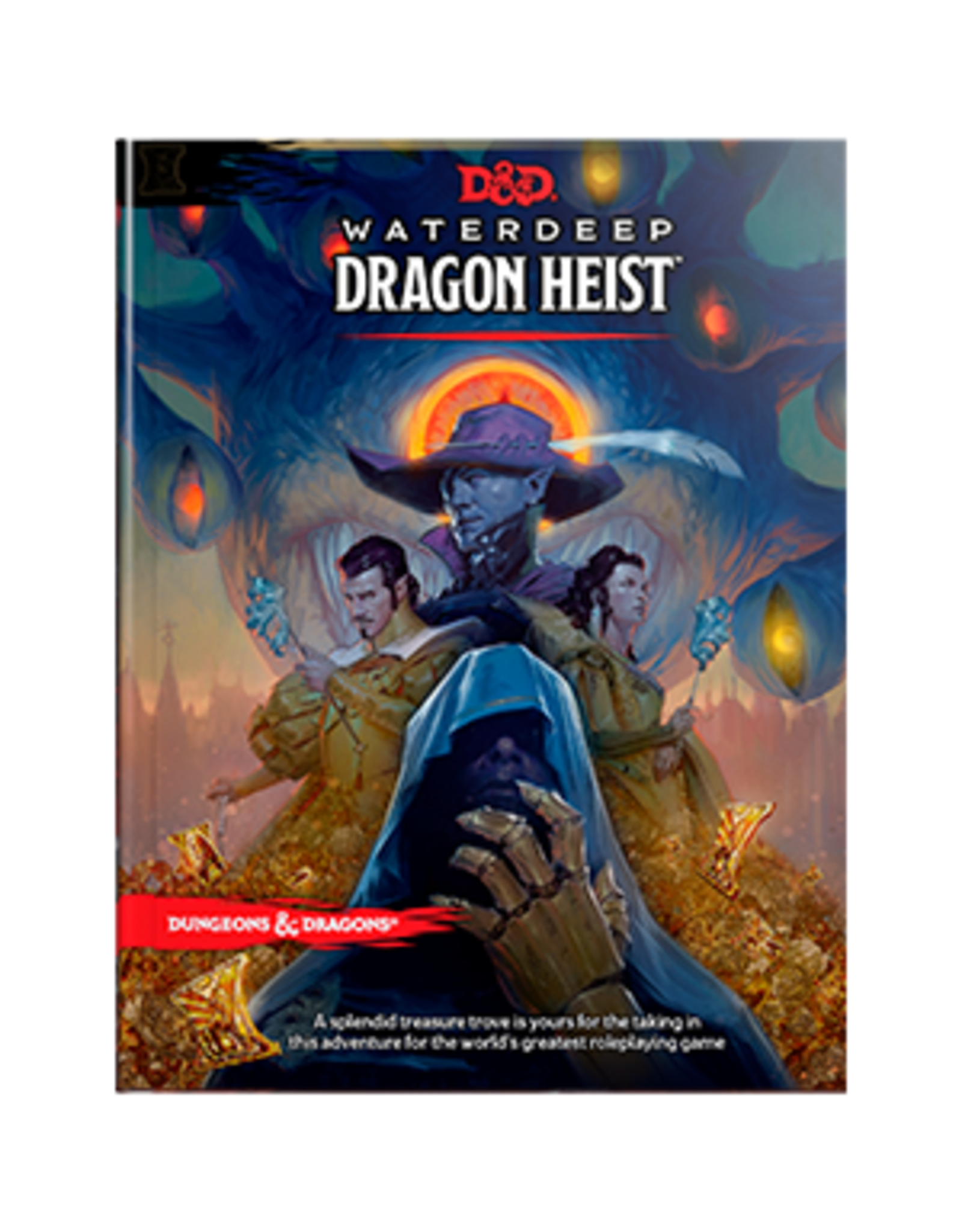 Wizards of the Coast D&D 5th: Waterdeep - Dragon Heist