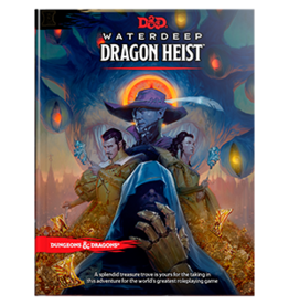 Wizards of the Coast D&D 5th: Waterdeep - Dragon Heist