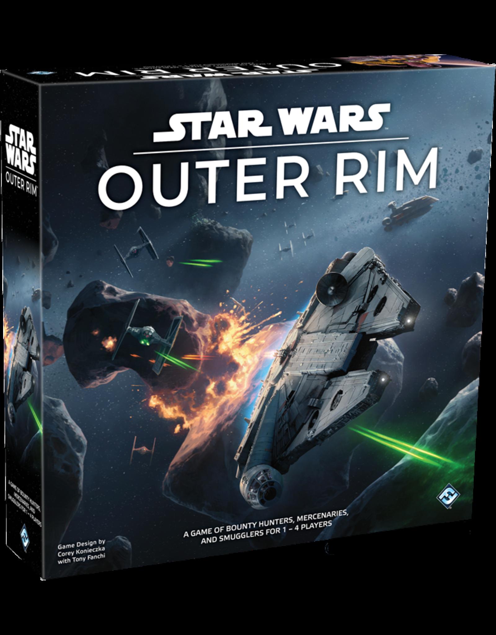 Fantasy Flight Games Star Wars Outer Rim