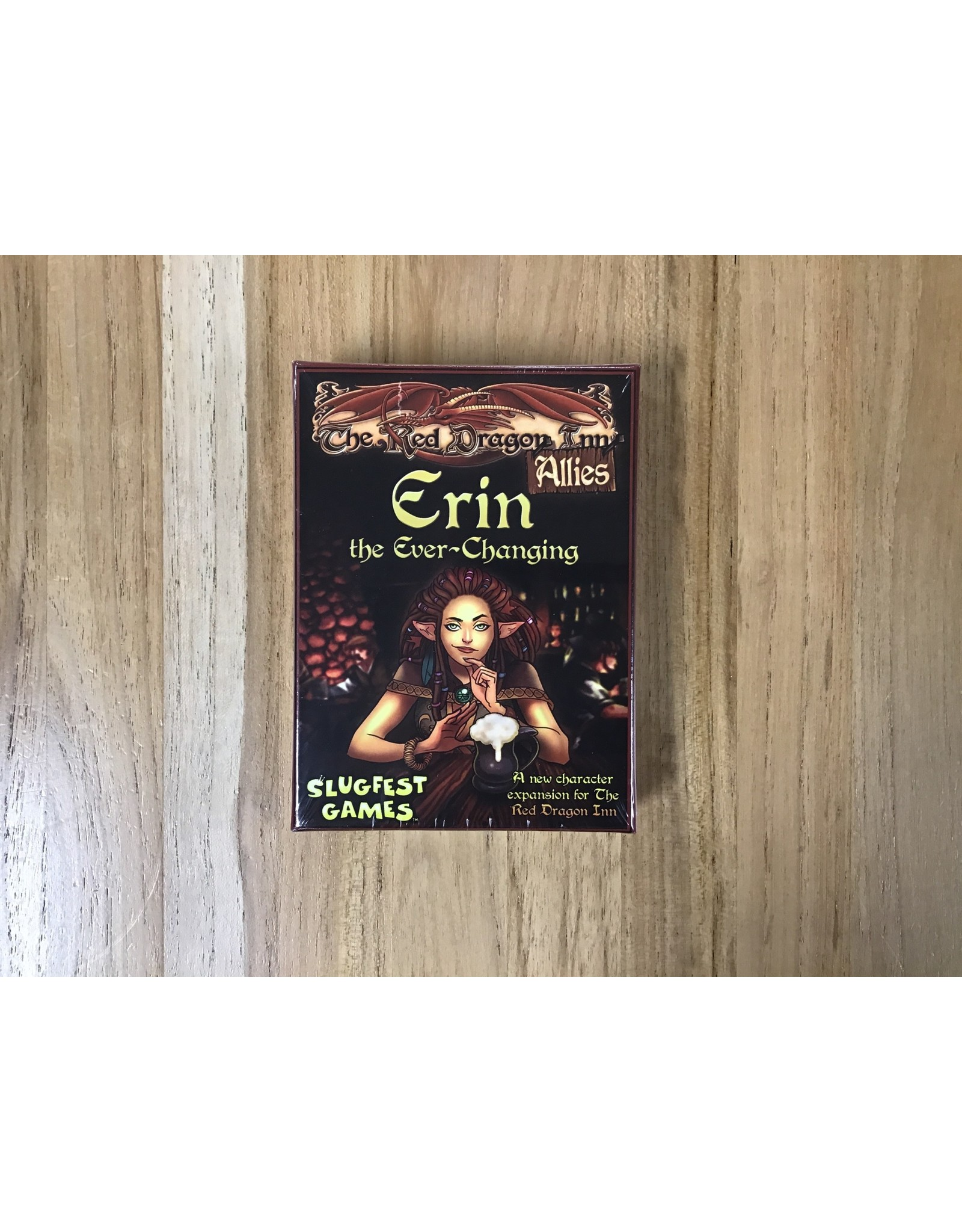 Slugfest Games Red Dragon Inn Allies Erin