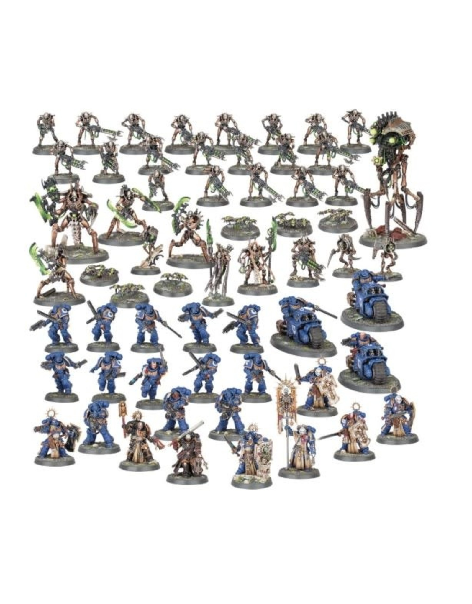 Warhammer WH40K Indomitus Box