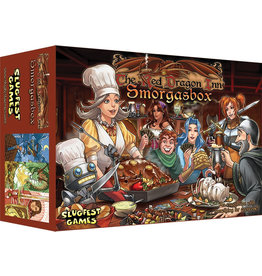 Slugfest Games Red Dragon Inn Smorgasbox