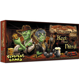 Slugfest Games Red Dragon Inn Characters Keet