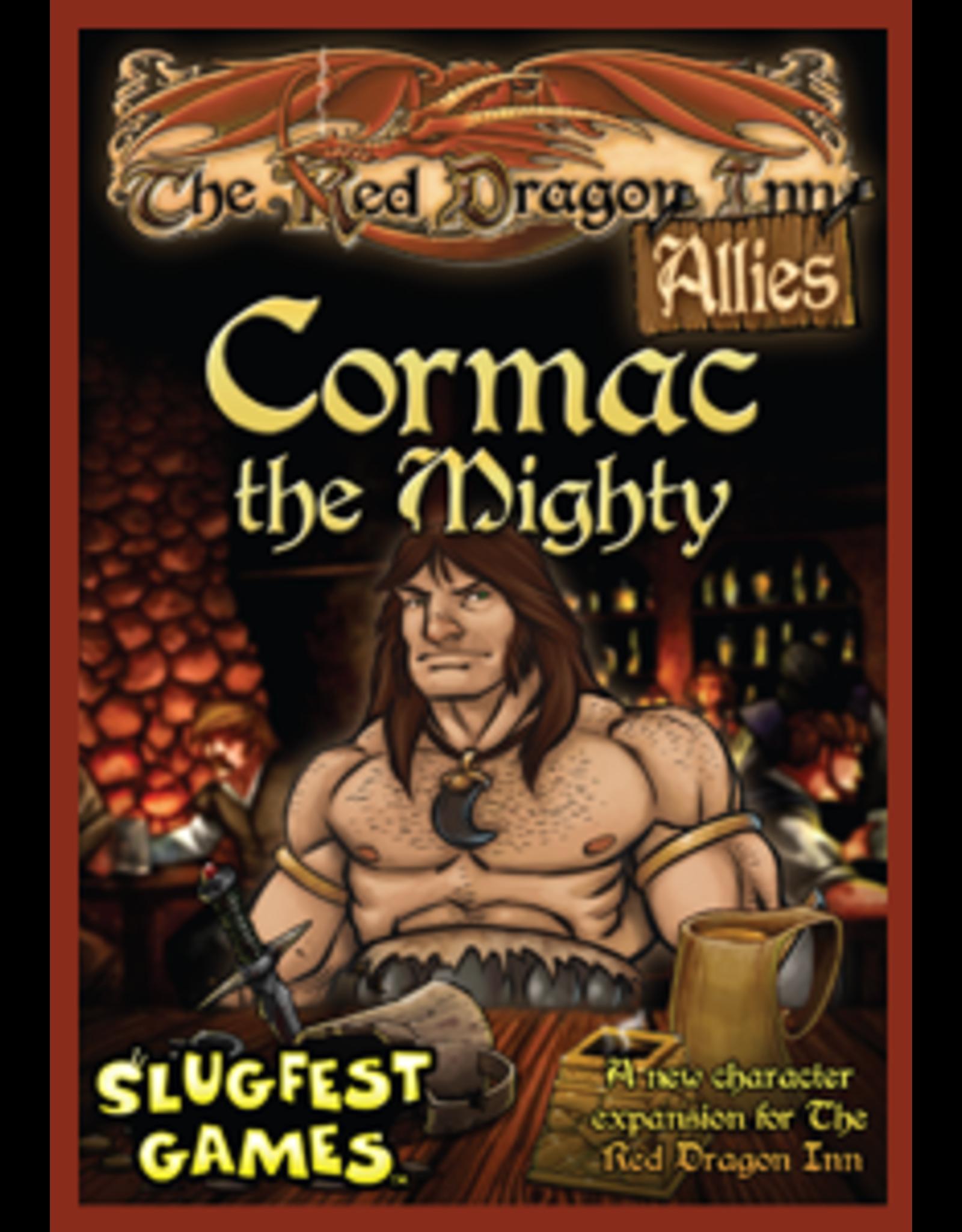 Slugfest Games Red Dragon Inn Allies Cormac