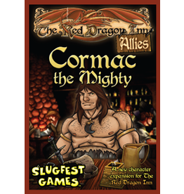 Slugfest Games Red Dragon Inn Allies Cormac
