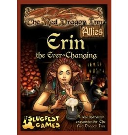 Slugfest Games Red Dragon Inn Allies Erin