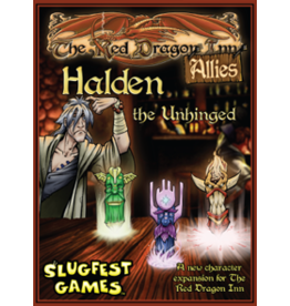 Slugfest Games Red Dragon Inn Allies Halden