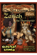 Slugfest Games Red Dragon Inn Allies Zariah