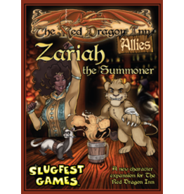 Slugfest Games Red Dragon Inn Allies Zariah