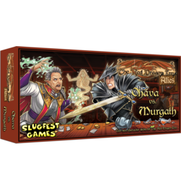 Slugfest Games Red Dragon Inn Allies - Ohava vs Murgath
