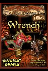 Slugfest Games Red Dragon Inn Allies Wrench