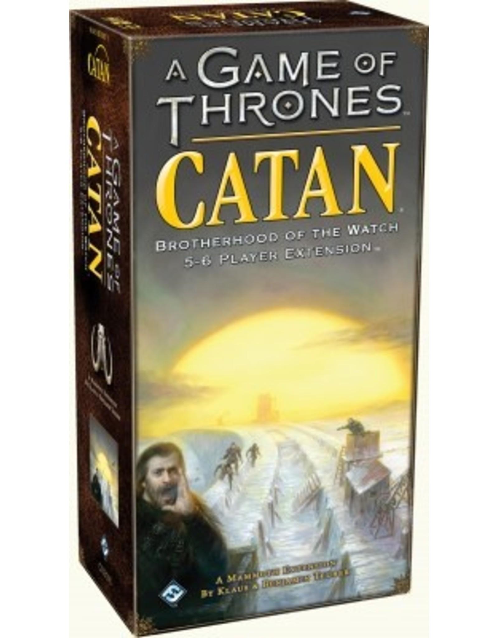 Fantasy Flight Games A Game of Thrones Catan: 5-6 player Exp