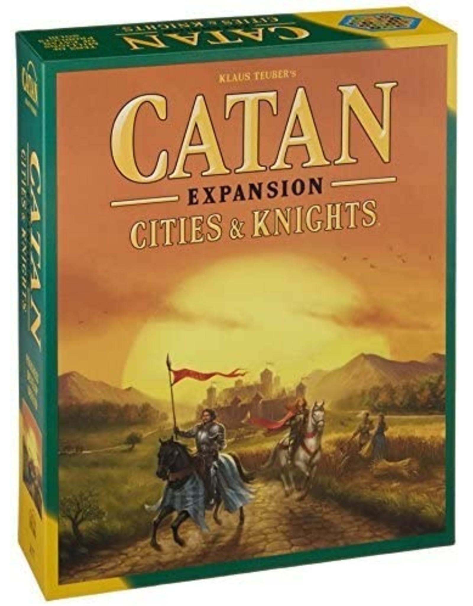 Catan Studio Catan: Cities & Knights Expansion