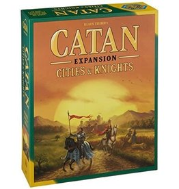 Catan Studio Catan: Cities & Knights Expansion