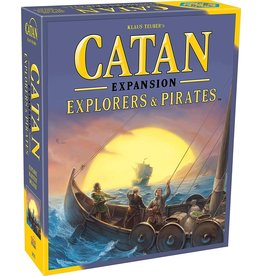 Catan Studio Catan: Explorers and Pirates Expansion