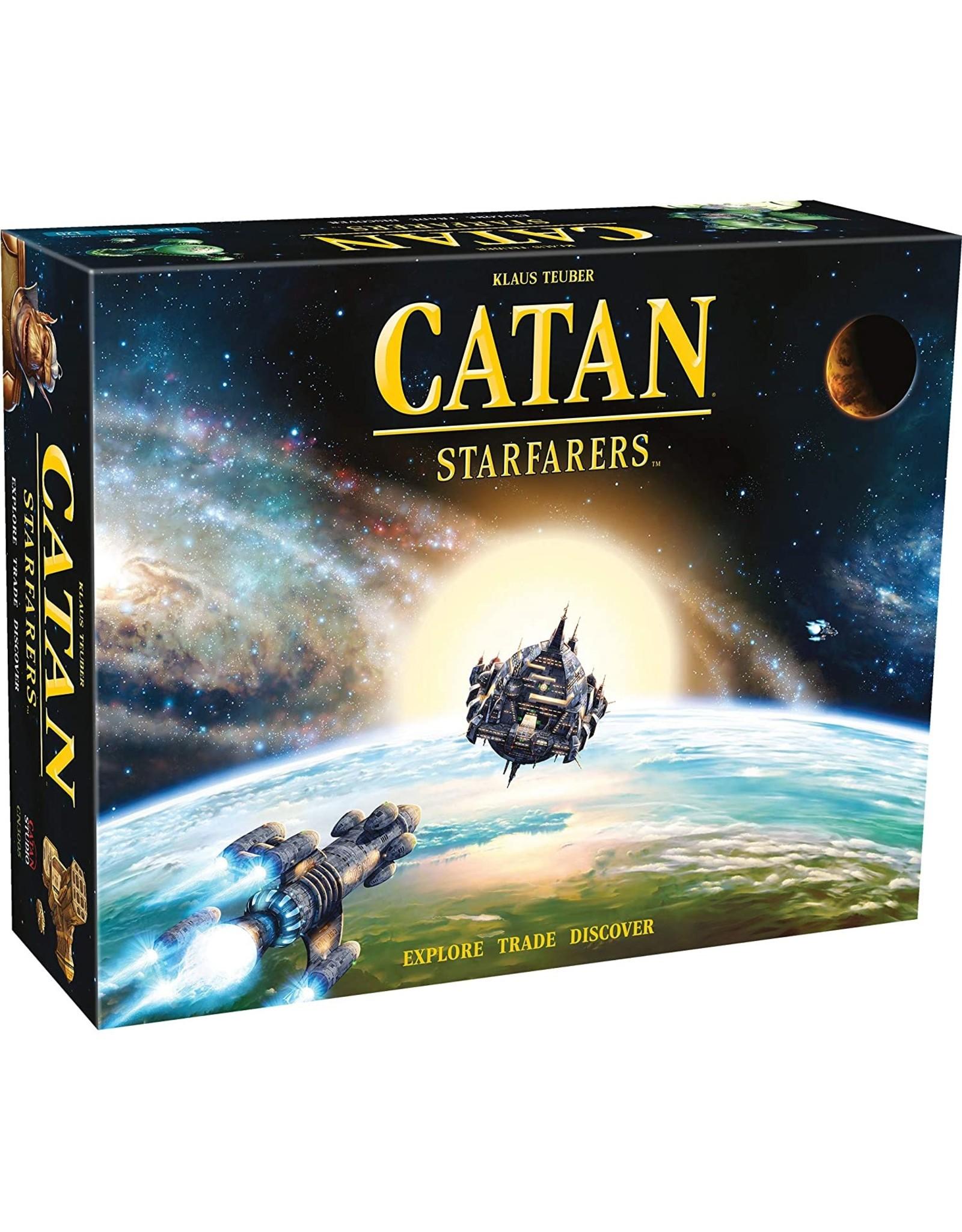 Catan Studio Catan Starfarers