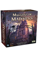 Fantasy Flight Games Mansions of Madness 2nd Edition