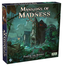 Fantasy Flight Games Mansions of Madness 2nd Edition: Path of the Serpent